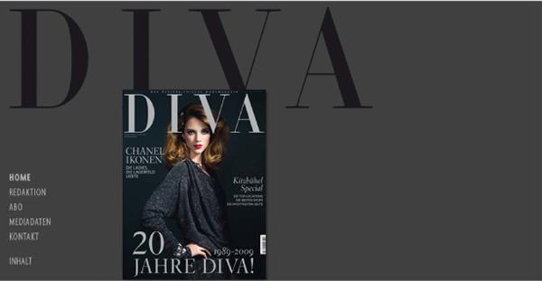 diva screenshot